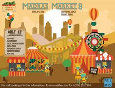 Madras Market Edition 8 - The family Carnival
