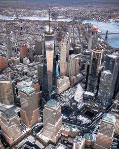 Downtown Manhattan New York