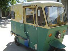95cea6ea36 Cushman type Mailster Ex postal vehicle