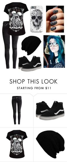 """""""Untitled #19"""" by x-sweetea-x ❤ liked on Polyvore featuring H&M and Vans"""