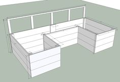 Ana White   Dynamic Raised Garden Bed Plans - DIY Projects