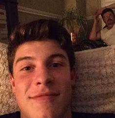 Shawn and his dad Manuel  @camshwn