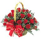 Red Rose Basket for Hyderabad delivery. Assured Fast and same day home delivery to all location in Hyderabad.  Visit our site : www.flowersgiftshyderabad.com/Congratulation-Gifts-to-Hyderabad.php