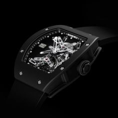 Richard Mille RM 027 Tourbillon ... for the gentleman in your life.