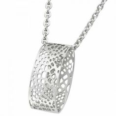 Beautiful Stainless Steel Cut Out Design Pendant