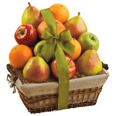 Harry and David Organic Fruit Gift Basket Classic
