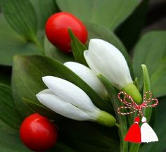 gifts for 1st of March, Romanian tradition
