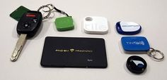 keychain tracking device iphone