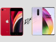 iPhone SE vs OnePlus 8 Specs Comparison | Smartprix.com