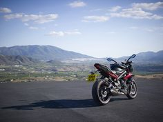 Street Triple R - The Spirit of Triumph | Triumph Motorcycles