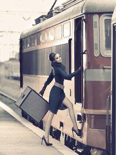 Harper's Bazaar by Nikola Borissov