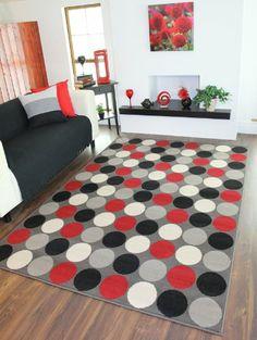 Alfombra retro de estancia y de pasillo econ mica - Amazon alfombras pasillo ...
