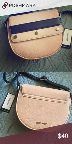 New Nine West bag Brand new small Nine West cross body bag with tags. Make me an offer ❤️ Nine West Bags Crossbody Bags