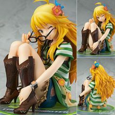 AmiAmi [Character & Hobby Shop]   THE IDOLM@STER - Miki Hoshii 1/8 Complete Figure(Pre-order)