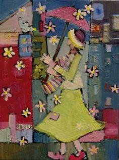 May Flowers Genevieve Pfeiffer