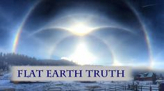 Flat Earth Memes 256 (1)....Are rainbows proof that there is a glass/crystalline dome-shaped structure above earth?