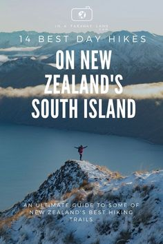 The South Island of New Zealand is paradise for outdoors lovers! Find out what my favourite half and full day hikes on the South Island of New Zealand are. New Zealand Destinations, New Zealand Itinerary, New Zealand Travel Guide, Travel Destinations, New Zealand North, New Zealand South Island, Visit Australia, Australia Travel, Day Hike