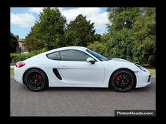 Used Porsche Cayman Cayman S for sale - PistonHeads (Ref 1601464)