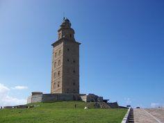 A Coruña. Torre de Hércules