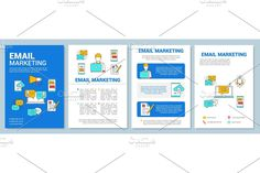 Digital Marketing Strategy, Email Marketing, Leaflet Printing, Annual Report Design, Newsletter Templates, Page Layout, Brochure Template, Booklet, Print Design