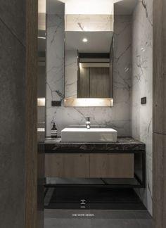 吉光片羽實品屋 – 工一設計 Next Bathroom, Bathroom Renos, Bathroom Stuff, Bathroom Ideas, Best Bathroom Designs, Bathroom Design Small, Interior Architecture, Interior And Exterior, Interior Design