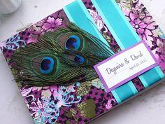 Peacock Wedding http://www.weddingwire.com/wedding-photos/i/vintage-style-elegant-modern-style-rustic-shabby-chic-accents-feathers-bridesmaid-guest-book-blue-purple/i/b999bd3bc4a4fdde-25d630e1a0f4cecb/0c86493622f00f39?tags=purple=36=bridesmaids=search#.T4HqzUKgsjw.pinterest