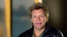 Jon Bon Jovi talks about seeing the destruction Hurricane Sandy wreaked on his hometown and the need for the relief effort.