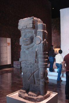 Dios Mexica  Museo de Antropologia e Historia de M