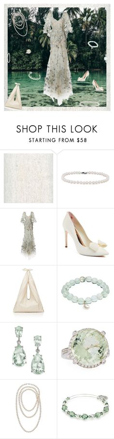 """""""Magical island"""" by valorierose ❤ liked on Polyvore featuring Élitis, Blue Nile, Marchesa, Ted Baker, The Row, Anzie, Roberto Coin, Alex and Ani and BERRICLE"""
