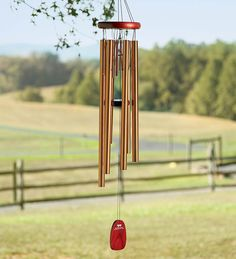 Pachabel Canon in D wind chimes, also Gregorian chant alto chimes. See if they have locally..