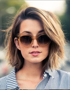 -Short haircuts ideas for woman,Short bob hairstyle for fine hair,Wavy bob haircuts for woman, Classic short bob haircuts choppy,Short Hair Color Ideas #bob #ShortHair #Hair #HairColor Short hair;Edgy short hair;Short hair for women;Short bob hairstyle;Short bob hair designs;Short bob hairs for girls;Short bob hairstyle for women Latest Short Haircuts, Short Hairstyles For Thick Hair, Haircuts For Fine Hair, Round Face Haircuts, Haircut For Thick Hair, Short Hair Cuts For Women, Hairstyles For Round Faces, Medium Hair Cuts, Popular Hairstyles