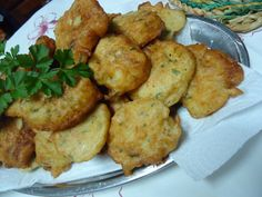 Cozinha da Risonha: SONHOS DE BACALHAU