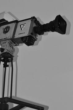 "Old TV ""Inravision"" Camera - TV Museum RCTV"