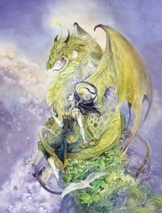 The Dragon and the Faery by Stephanie Pui-Mun Law