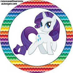 Imprimibles de My Little Pony 4.