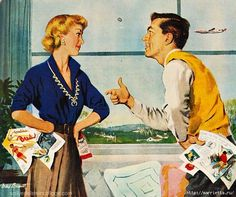 Vintage imagens para a criatividade.  Donas de casa (21) (600x501, 231KB)