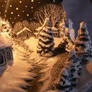 Weihnachtsbeleuchtung - Kerzen und Beleuchtung jetzt bei DaWanda