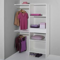 1000 id es sur le th me dressing modulable sur pinterest modulable dressing angle et placard. Black Bedroom Furniture Sets. Home Design Ideas