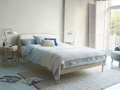 Cool your jets, simmer down and loosen your collar. We've given the French bed a mid-century makeover and hopefully created a humdinger that should see you out!