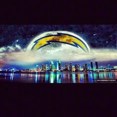 San Diego charger zone