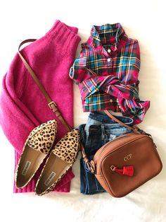 Moda casual ideas stitch fix 58 Ideas Looks Chic, Looks Style, Style Casual, Preppy Style, Look Fashion, Womens Fashion, Fashion Trends, Fashion 2016, Fashion Clothes