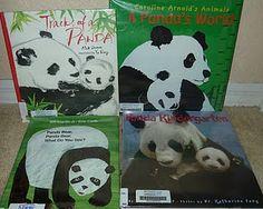 Panda Bear books for kids