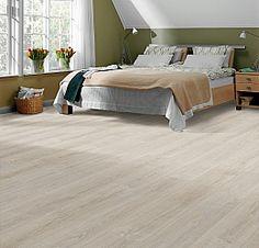 Laminat | Avenyen Gulv og Fargesenter Bed, Furniture, Home Decor, Home Furnishings, Interior Design, Home Interiors, Decoration Home, Beds, Tropical Furniture
