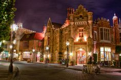 England...Epcot Style by michaeltminella, via Flickr