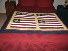 9/11 Commemorative Quilt- completed Jan. 2015