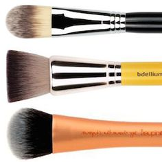 The Best Makeup Brushes In Every Price Range | Foundation brush ...