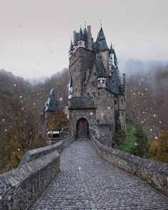 Eltz Castle, Germany.