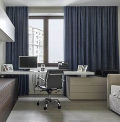 trendy bedroom kids small home office