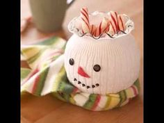 DIY Christmas craft decorating ideas