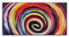 SPIRALLING OUT OF CONTROL modern abstract painting, fully hand painted abstract canvas artwork framed gallery-wrap style and ready to hang with Free Delivery and fully guaranteed Modern Canvas Art, Abstract Canvas, Unique Paintings, Canvas Paintings, Contemporary Decor, Unique Gifts, Tapestry, Hand Painted, Etsy Shop
